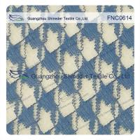 Buy cheap Classic Houndstooth Irregular 42% Nylon 58% Cotton Fabric for casual wear from wholesalers