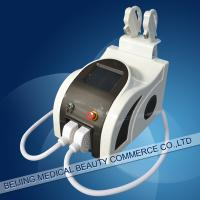Quality SHR Ipl Hair Removal Machines Effective And Painless , Two System In One for sale