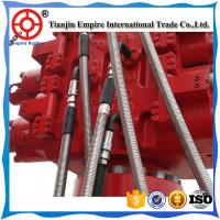 Wholesale API 7K Manufacturer High Quality metal Rotary vibrator Drilling BOP Hose with 15000psi from china suppliers