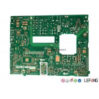 Wholesale Monitoring Medical Equipment PCB Circuit Board For Impedance Control 1.2 Mm from china suppliers