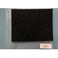 Wholesale Black Phantom 380gsm Non Woven Felt Fabric , Blanket Felt Heat Resistant from china suppliers