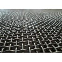 Wholesale Factory Flat Top Crimped Woven Wire Mesh Multi Color With Beautiful Structure from china suppliers