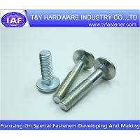 Wholesale China wholesale a2 m6 carriage bolt with ASTM DIN JIS Standard flat u bolt from china suppliers
