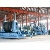 China API Standard Tube Mill Line , Back - Swing Spiral Submerged Arc Welded Pipe Mill on sale