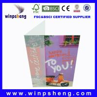 Wholesale handmade birthday card from china suppliers