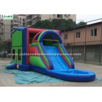Wholesale Commercial Jumping Castles 5 In 1 Inflatable Bounce House With Slide from china suppliers