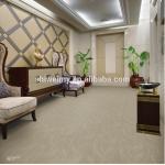 China PP Loop pile jacquard carpet for sale
