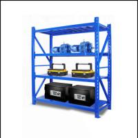China 4 Layer Light Duty Racking System , AS4084 Reusable Metal Display Rack for sale