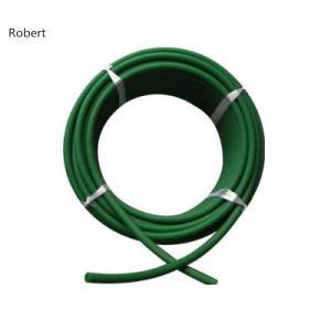 China Urethane Round Belting Polyurethane Round Belt Abrasion Resistance 30m/Roll on sale