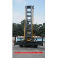Wholesale High Efficient Yard Telescopic Boom Crane / Container Reach Stacker XCH80 from china suppliers