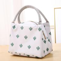 RTS Portable reusable oxford tote insulated lunch bags wholesale women Box Insulated Quality Lunch Bag for sale