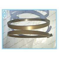 Quality Bulldozer Pneumatic Cylinder Seals, PTFE Bronze Hydraulic Piston Rings for sale