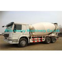 Wholesale 371 Horsepower Concrete Mixer Trucks from china suppliers