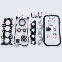 Quality D17A8 METAL full set for HONDA CIVIC VII Coupe 1.7 engine gasket 06110-PLC-010 for sale