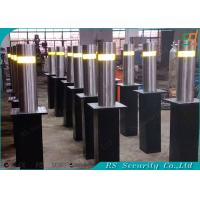 Wholesale Full - automatic Retractable Hydraulic Bollards Remote Control Road Barriers from china suppliers