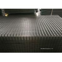 Wholesale Anti Craking Galvanized Wire Mesh Sheets / Rolls 2mm-5mm Dia Wire from china suppliers