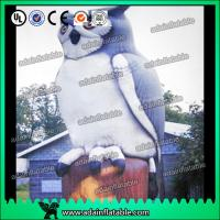 Wholesale 5M Customized Inflatable Owl Animal Advertising Inflatable Cartoon from china suppliers