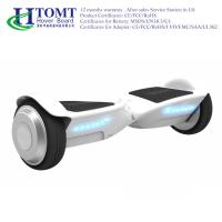 Wholesale Lightweight Two Wheel Electric Scooter 2 Wheel Self Balancing Board 20 Degree from china suppliers