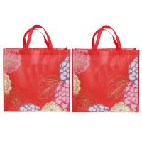 Buy cheap High Strength Laminated Woven Bag Custom Eco Friendly Tote Bags Handle Style from wholesalers