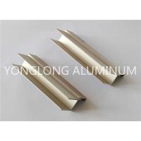 Wholesale Semi - finished Aluminium Extrusion Profile No aging , Fading Or Falling Off from china suppliers