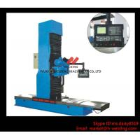Wholesale Carbon Steel Vertical End Face Milling Machine with Siemens Electric / Mechanical Feeding from china suppliers
