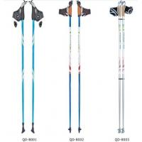 Wholesale Aluminum nordic telescopic walking sticks Trekking Stick Pole from china suppliers