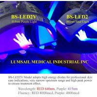 Wholesale 415nm Wavelength LED Phototherapy Machine Purple Light PDT For Acne Treatment from china suppliers