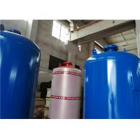 Quality 1000L 8 Bar Vertical Air Compressor Receiver Tank Pressure Pulsation Reduction for sale