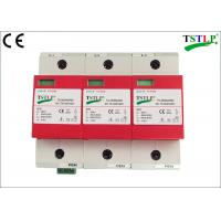 China 40kA Mov Type Lightning Surge Arrester Class 1 For Distribution Room / Cabinet on sale