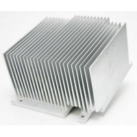 Wholesale 6063 6061 6005 Aluminum Heatsink Extrusion Profiles For Milling Drilling Bending Process from china suppliers
