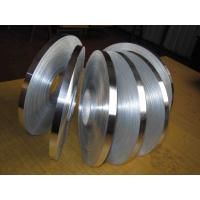 Quality Customized Precise 8011  8079  O /H19 Metal Strip Aluminium strip Foil For Bottle Cap and Pipe for sale