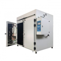 China Multilayer Shelf Trolley PLC Controller 250C Hot Air Oven on sale