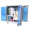 ZJA  High VacuumTransformer Oil Treatment machine oil purifier filter machine for sale