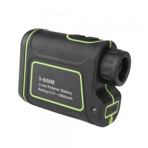 Quality Portable 6X 25mm 5-600m Laser Range Finder Distance Meter Telescope for Golf, for sale
