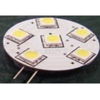 Wholesale G4-0.8W/12V 5050SMD x6pcs from china suppliers