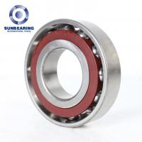 Wholesale SUNBEARING Angular Contact Ball Bearing 7210AC Red 50*90*20mm Chrome Steel GCR15 from china suppliers