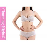 Wholesale Comfortable Cotton Women Young Girls panty and bra / beautiful bra sets from china suppliers
