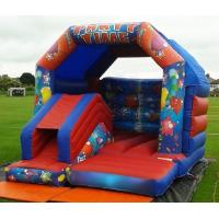 Wholesale Birthday Party Mini Slide Inflatable Combo Custom For Baby Fun from china suppliers