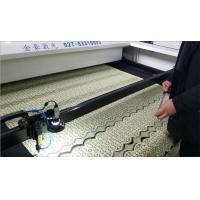 Buy cheap Knitting Curtain Automatic Leather Laser Cutting Machine Cutting Speed 0 - from wholesalers