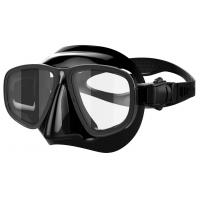 Wholesale Low Volume Silicone Adult Free Dive Mask with AL alloy Frame and Siliocne Skirt from china suppliers