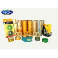 China OPP/ BOPP Stationery Adhesive Tape For School Student and Office Use on sale