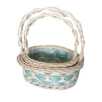Wholesale willow laundry basket 01 from china suppliers