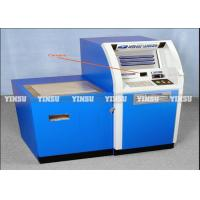 Wholesale Anti Rain Stainless ATM Machine Kiosk Fashion Style For Insurance Company from china suppliers