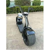 Wholesale F / R V Brake Electric Motorcycle Bike 60V 1000W E - Scooter For Park Road from china suppliers