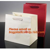 Luxury shopping paper bag, different types design custom paper shopping bag for sale