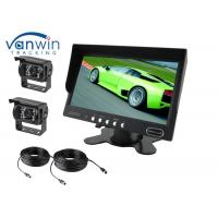 Wholesale 7 inch TFT Car Monitor with AV BNC 4 PIN input for Mobile DVR system or Reversing from china suppliers