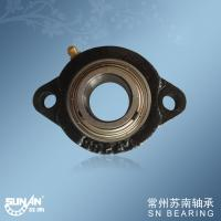 Buy cheap Custom Cast Iron Pillow Block Bearing For Chemical Machinery SBLF205-16 from wholesalers