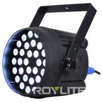 Buy cheap 36 x 10w LED Par Light Professional Stage Lighting Smooth Linear Dimmer from wholesalers
