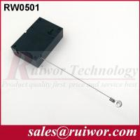 Wholesale Market Purchase Retractable Retail Security CableWith Ring Terminal 7.1x4.5x2.1 Cm from china suppliers