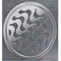 Export Europe America Stainless Steel Floor Drain Cover5 With Circle (Ф97.3mm*3mm) for sale